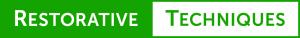 Restorative Techniques' logo