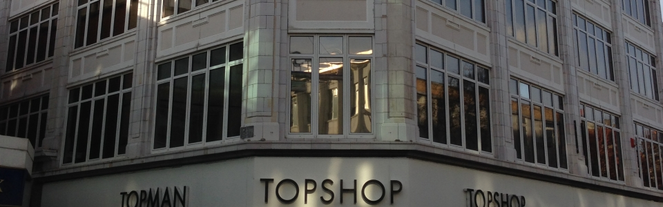 Commercial Building TopShop