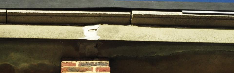 Concrete Soffit