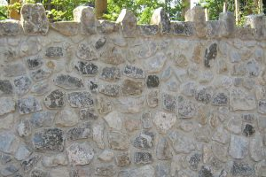 Kent Ragstone wall